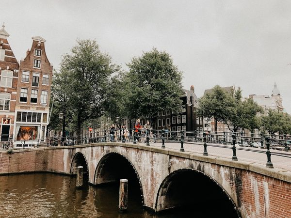 Amsterdam March 2018, Part 1