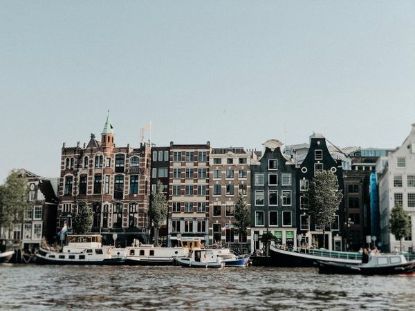 Amsterdam March 2018, Part 2
